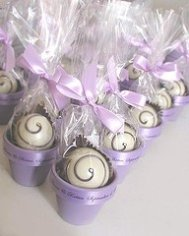 wedding favor truffles