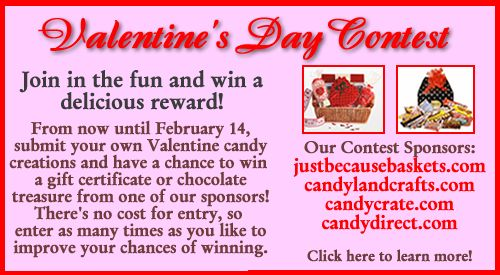 homemade valentine gifts contest
