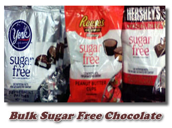 buy bulk sugar free chocolate