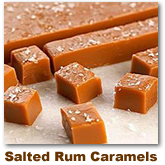 buy salted rum truffles