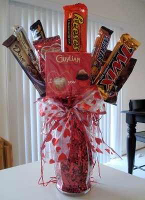 candy bouquet chocolate bouquets