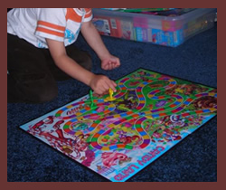 candy land board gam