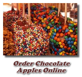 buy chocolate apples