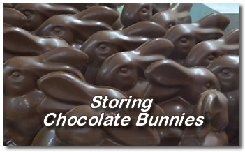 Storing Chocolate Bunnies In The Fridge?