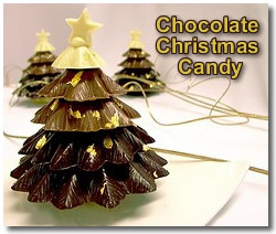 Chocolate Christmas Candy