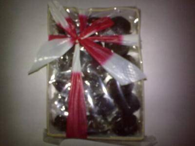 Chocolate Yema Candy