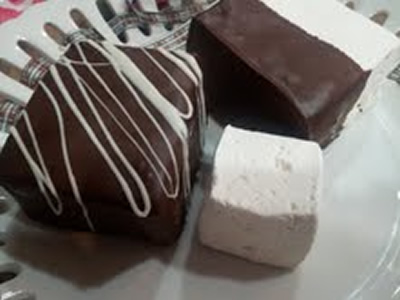 My Homemade Marshmallows and  Chocolate Covered Marshmallows