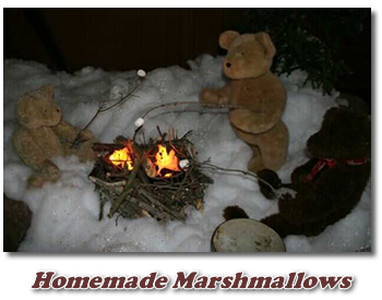 Homemade Chocolate Marshmallow Candy