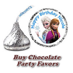 buy chocolate favors