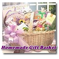 homemade gift baskets for Easter