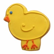 Easter Chick Cookie for Kids