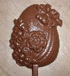 Easter craft lollipop mold