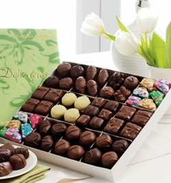 Fannie May Easter Chocolate