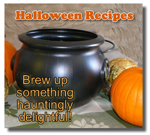 Halloween Recipe Collection