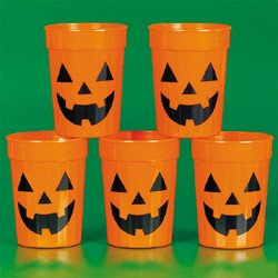 Halloween Cups from Oriental Trading