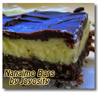 homemade christmas candy nanaimo bars