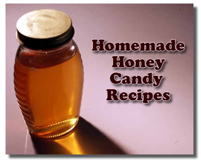 Homemade Honey Candy Recipe