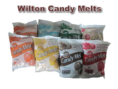 Working With Wilton Candy Melts...