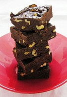 Creamy Chocolate and Nuts Fudge