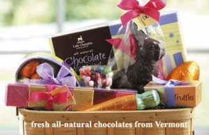 Lake Champlain Easter Chocolate