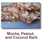 buy mocha peanut coconut bark