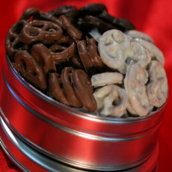 Storing Chocolate Covered Pretzels