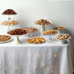 This was just one of the dessert tables!