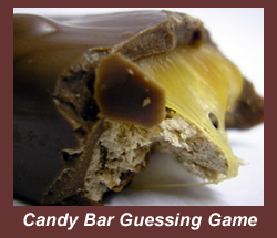 the candy bar game