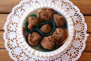 Traditional Chocolate Truffles