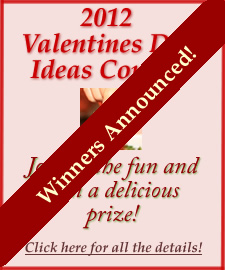 Valentines Day Ideas Contest