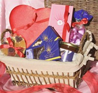 Nirvana Chocolates Gift Basket