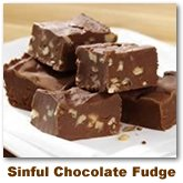 buy sinful chocolate fudge