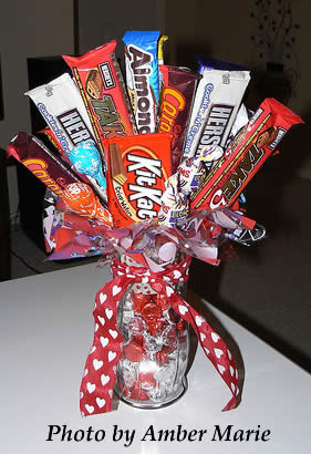 Candy Bouquets for Gifts