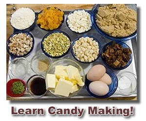 chocolate candy making tips
