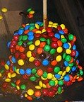 Chocolate Covered Caramel Apples