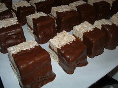 Chocolate Covered Rice Crispy Treats