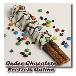 buy chocolate covered pretzels