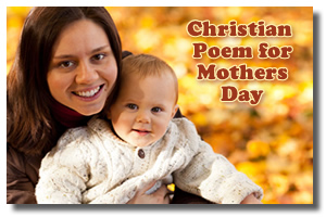 Christian Poem For Mothers Day