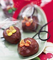 christmas candy recipe for chocolate mice