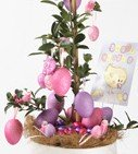 easter party ideas easter plant decorations