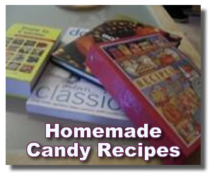 homemade chocolate candy recipes