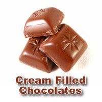 homemade cream filled chocolate recipes