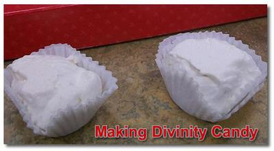 Troubleshooting When Making Divinity Candy