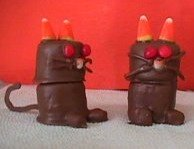 Marshmallow Cats Halloween Recipes For Kids
