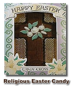 Religious Chocolate Easter Candy